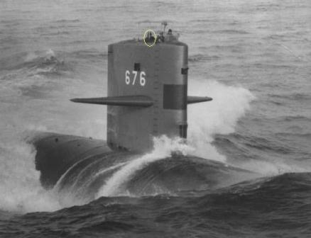 USS Billfish - SSN-676